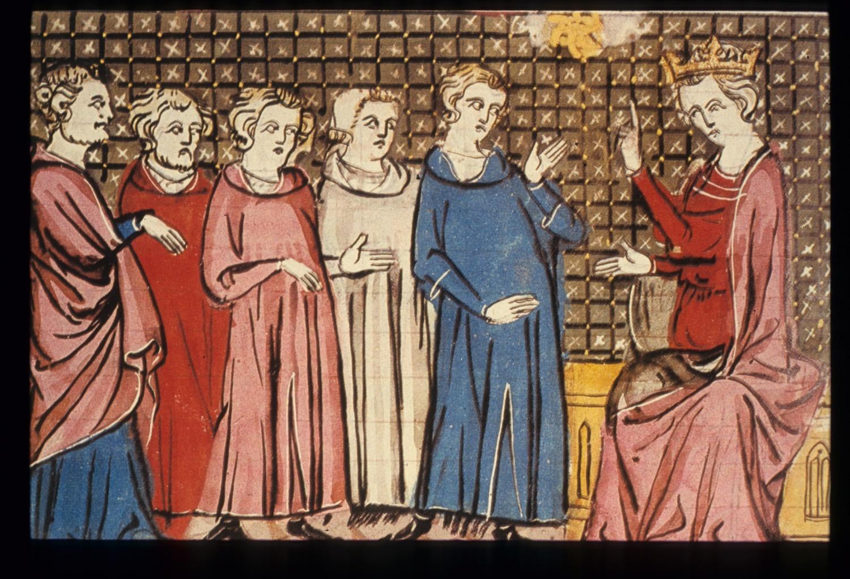Salomon et les rois